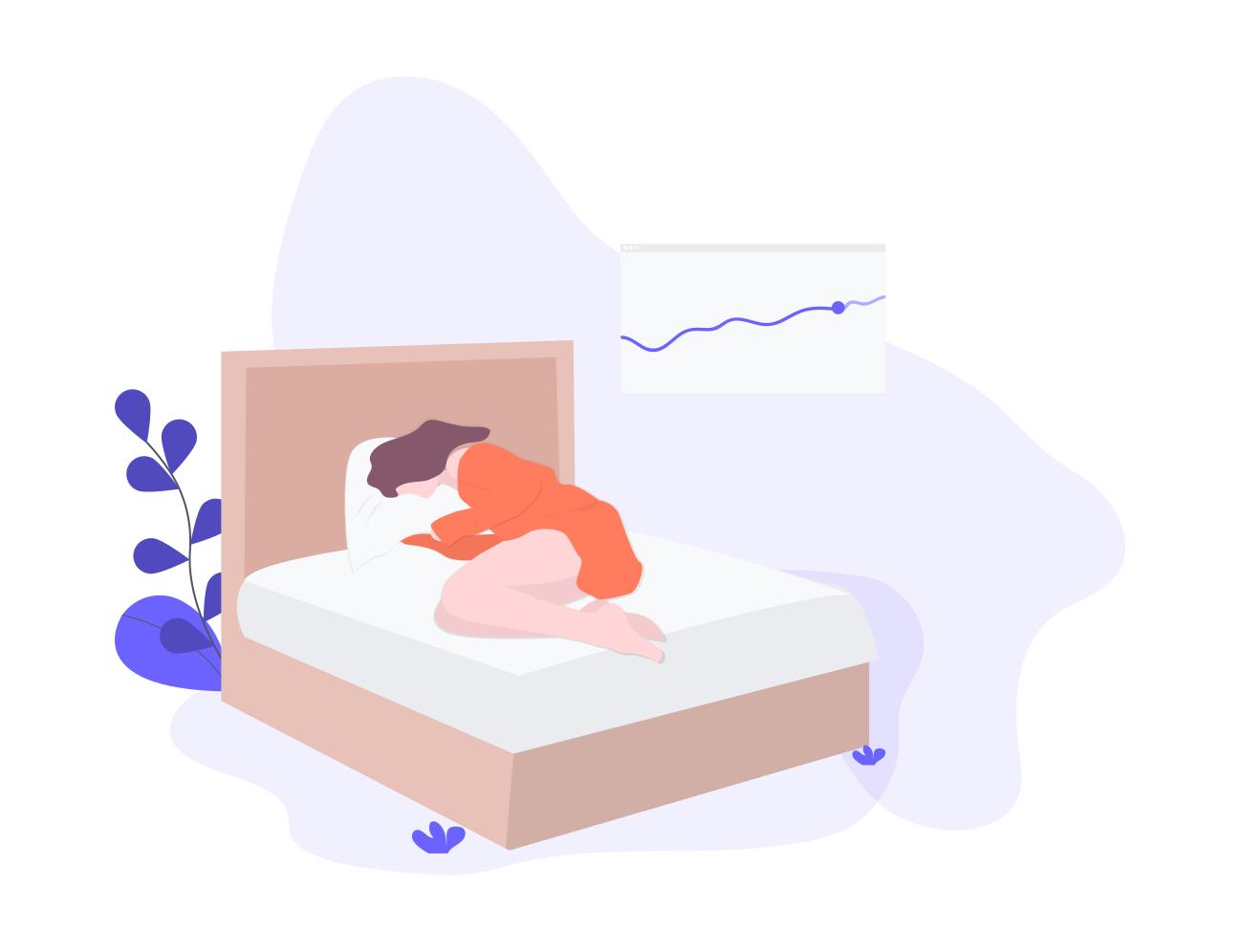kako zaspati ranije